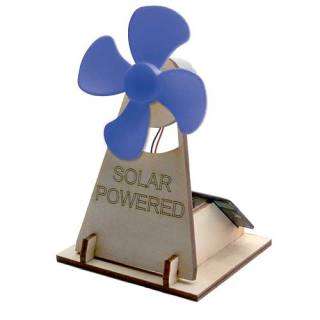 Solar-powered kit Fan